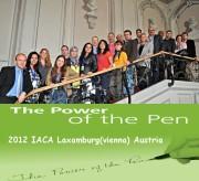 The Power Of The Pen 2012 IACA Austria